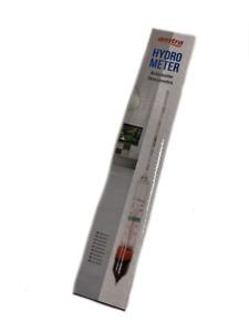 AMTRA Hydro Meter Densimetro Professionale Densità e Temperatura Acquario Marino