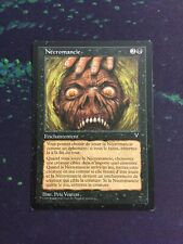 Mtg, Necromancy. Visions Rare in *French* LP