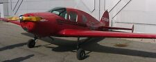 Bellanca 14-13 Cruisair Senior Airplane Wood Model Replica Small Free Shipping
