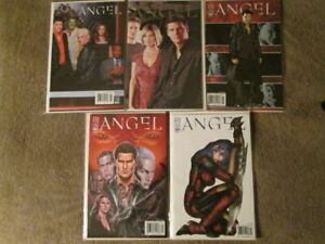 BTVS: Angel: The Curse - Including Cover Gallery