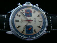Valjoux 7733 Vintage LUXOR WATER PROTECTED CHRONOGRAPH 70s