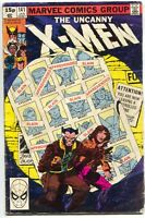 Uncanny X-Men 141 Marvel 1981 VF UK Pence Days Of Future Past Wolverine