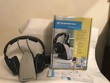 Sennheiser RS-120 Wireless Headphones Pre Owned Mint