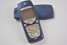Nokia 3595 Cell Phone Blue Discontinued Untested Sold As Is For Parts