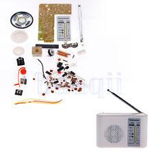 AM FM Radio Kit Parts Suite for Ham Electronic lover assemble DIY US