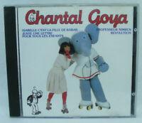 CHANTAL GOYA Isabelle fille de Babar 1988 CD Chanson Française vintage