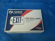 Lithonia Lighting Led Exit Sign Quantum Series 3Ba31