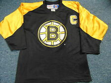 VINTAGE CCM NHL BOSTON BRUINS JOE THORNTON JERSEY SIZE YOUTH L/XL