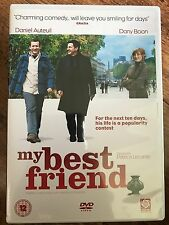 Daniel Auteuil THE BEST FRIEND ~ 2006 Patrice Leconte French Comedy Drama UK DVD