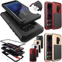 Waterproof Phone Case Cover Shockproof Dirtproof Samsung Galaxy S10+ S9 Note 9 8
