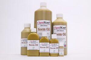 Classikool Neem Essential Oil 100% Pure Cold Pressed Natural Unrefined