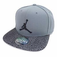 Nike Jordan Elephant Print Hat Jumpman Snapback Adjustable Six-Panel Unisex Cap