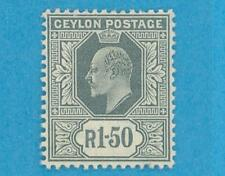 CEYLON 192 - MINT LIGHTLY HINGED OG * NO FAULTS VERY FINE !
