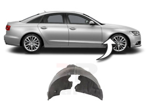 FOR AUDI A6 (C7) 11-14 NEW FRONT FENDER REAR PART MUD GUARD SPLASH ARC RIGHT O/S