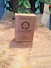 FAITH HILL SOUL 2 SOUL VINTAGE EDT SPRAY PERFUME WOMEN 1.0 OZ NEW IN TESTER BOX