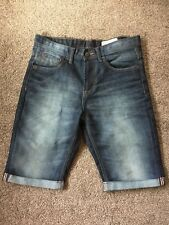 DENIM CO  EST.1969 MEN'S JEAN SHORTS SIZE UK W30  EUR 38