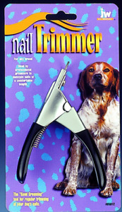 JW GripSoft Pet Deluxe Nail Trimmer For Dogs
