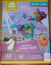 Nacho's Rocket Ride GoldieBlox Educational Construction Building Toy Torque STEM