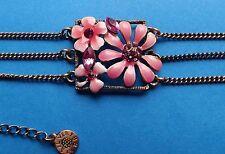 Enamel Bracelet Vintage Costume Jewellery (1960s)