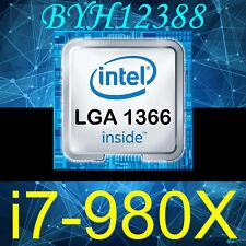 Intel Core i7-980X Extreme Edition SLBUZ 3.33GHz LGA1366 6 Core 12M Prozessor CPU