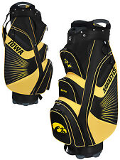 Team Effort The Bucket II Cooler NCAA Collegiate Golf Cart Bag Iowa Hawkeyes