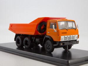 KAMAZ 5511 orange SSM1453 1:43