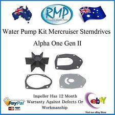 1 x New RMP Water Pump Kit Mercruiser Sterndrives Alpha One Gen II  # R 817275