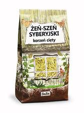 Sibirischer Ginseng 250g Schnitt Wurzel Loser Tee Kräutertee Gesundes Mittel