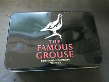THE FAMOUS GROUSE WHISKY POKER CARD SET