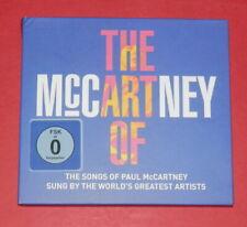 The Art of McCartney - (Digipak) -- 2er-CD + DVD / Pop Sampler
