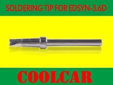 Soldering Iron Tip for Edsyn Loner Spade Station 930 951DX-230 951SX 951SXe