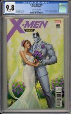 "X-MEN: GOLD #30 - CGC 9.8 - CAMPBELL VARIANT ""A"" - GAMBIT - 2115050001"