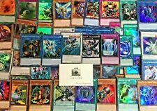 Yu-Gi-Oh Lot de 50 cartes Rares / Super / Ultra / Secret Françaises Sans Double