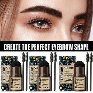 One Step Brow Stamp Shaping Kit Eyebrow Print Set Eyebrow Card Quick Natural🌹