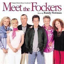 FREE US SHIP. on ANY 2 CDs! USED,MINT CD Randy Newman: Meet the Fockers [Origina