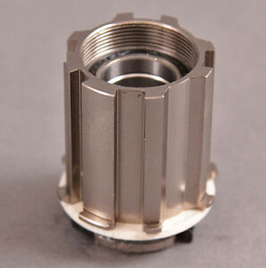 Campagnolo Fulcrum Freehub Body for Campagnolo 9 10 11 Speed Cassettes OS Axle