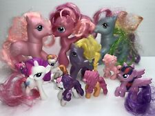 my little pony lot 11 Figures Dolls, Good Condition