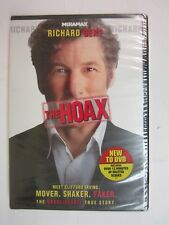 The Hoax (DVD, 2007) RICHARD GERE - BRAND NEW    FACTORY SEALED    FREE SHIPPING