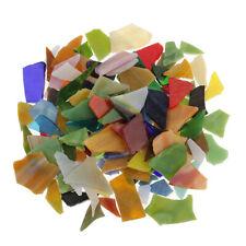200g Assorted Irregular Glass Pieces Mosaic Tile Tessera for glass art craft