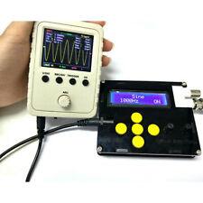 """Oscilloscopio digitale DSO150 con display LCD  2,4 """"assemblato con clip di prova"""