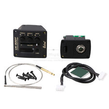 BELCAT UK-500T Piezo Cable Pickup EQ Tuner Pre Amp PREAMP Ukulele
