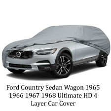 Ford Country Sedan Wagon 1967 1968 Ultimate HD 4 Layer Car Cover