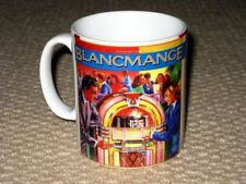 Blancmange Living On The Ceiling Advertising  MUG