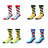 Men's Taco Socks COTTON Happy Novelty Sox Size 7-13 Unisex Fashion Funky AUS 1