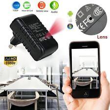 WIFI HD 1080P SPY Hidden Wall Charger IP Camera Plug Adapter P2P DVR DV Cam  GL