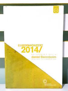 Europakonzert 2014 [New DVD] REGION CODE 0