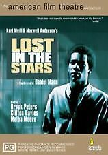LOST IN THE STARS - BRAND NEW & SEALED DVD (BROCK PETERS, CLIFTON DAVIES)