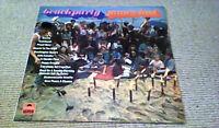 JAMES LAST Beach Party 1st UK LP 1970 The Beatles Batucada Beats Bongos LISTEN