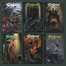 Spawn: The UnDead (1999)  6 Issue Set  (McFarlane)  9.6 -9.8 NM-MT