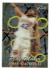 Jerry Stackhouse 1995-96 Flair Play Makers #9